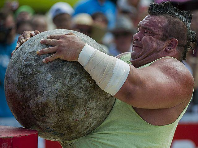 Соревнования самых сильных людей мира, интересные фотографии (28)