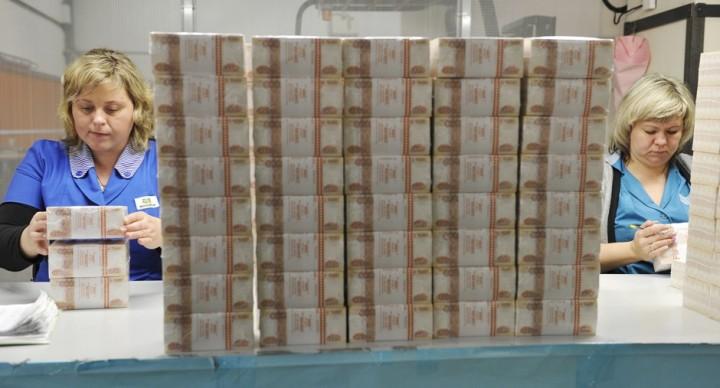 Как делают деньги на монетном дворе (30)