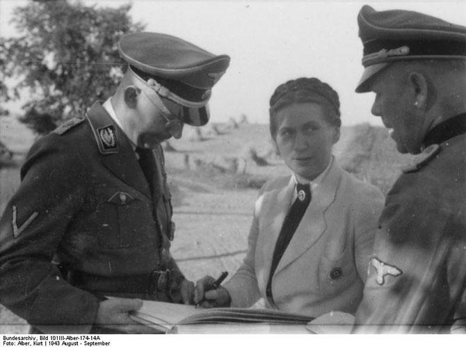Школа подготовки жён в нацистской Германии (3)