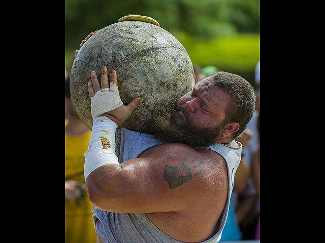 Соревнования самых сильных людей мира, интересные фотографии (33)