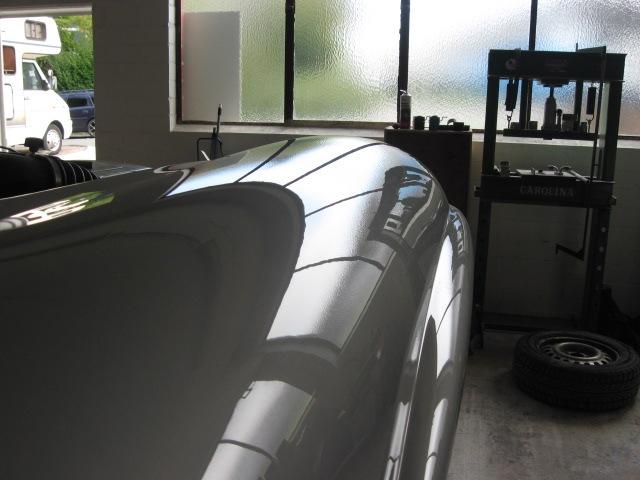 Mercedes 300SL «Gullwing» своими руками (37)