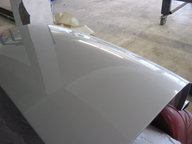 Mercedes 300SL «Gullwing» своими руками (41)