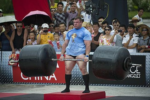 Соревнования самых сильных людей мира, интересные фотографии (4)