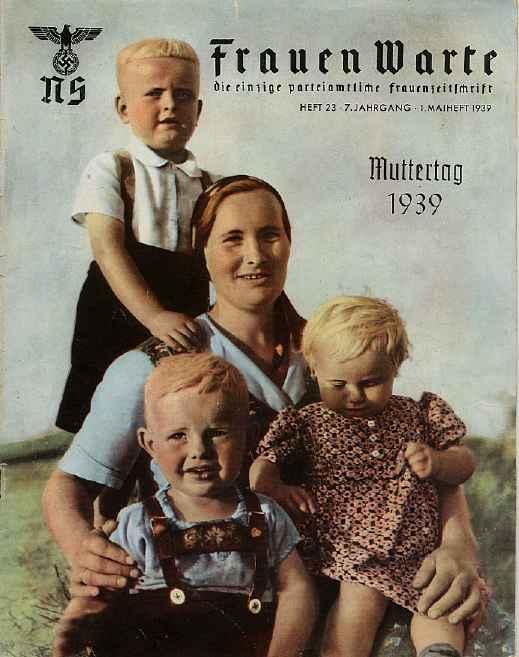 Школа подготовки жён в нацистской Германии (4)