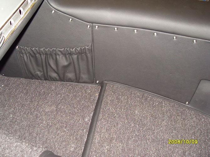 Mercedes 300SL «Gullwing» своими руками (60)