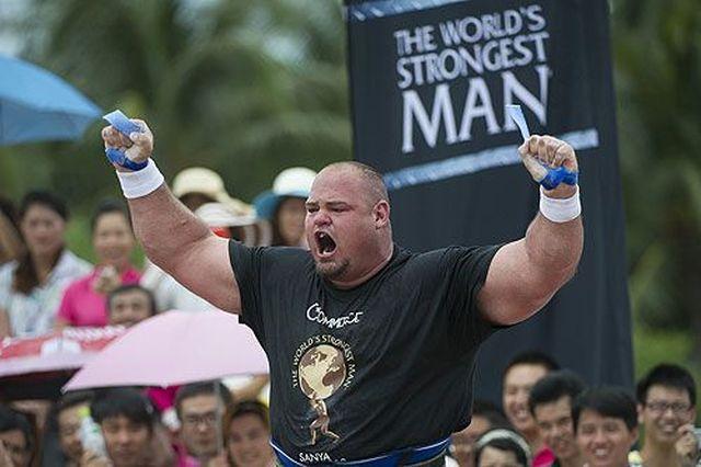 Соревнования самых сильных людей мира, интересные фотографии (7)