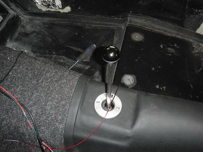 Mercedes 300SL «Gullwing» своими руками (72)