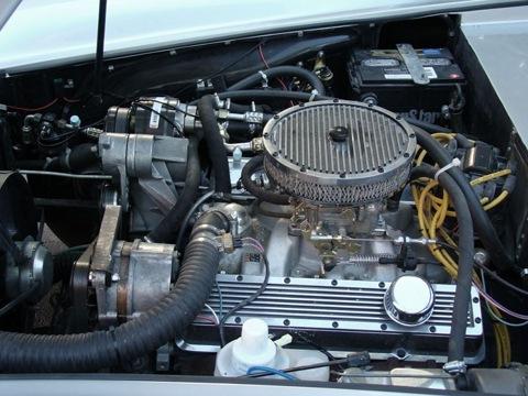 Mercedes 300SL «Gullwing» своими руками (76)