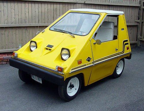 Самые некрасивые автомобили в мире (5)