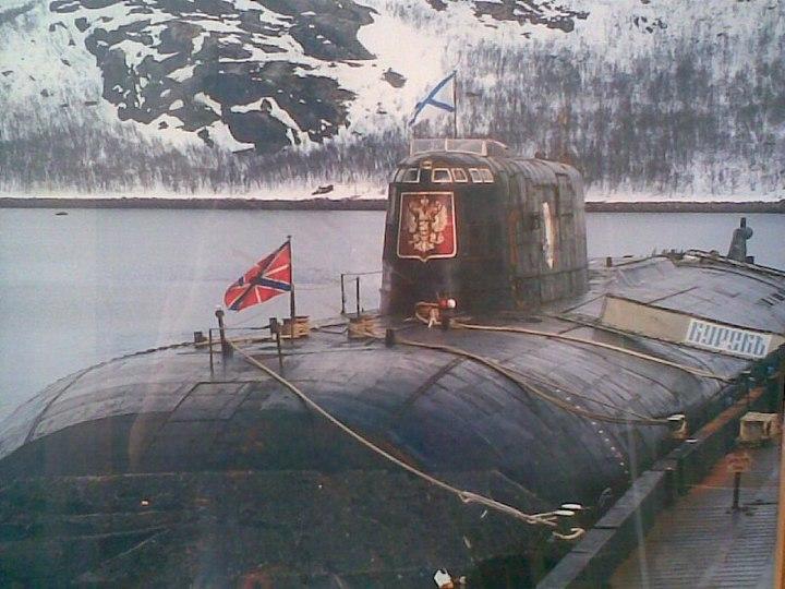 """Письма с подводной лодки """"Курск"""" (1)"""