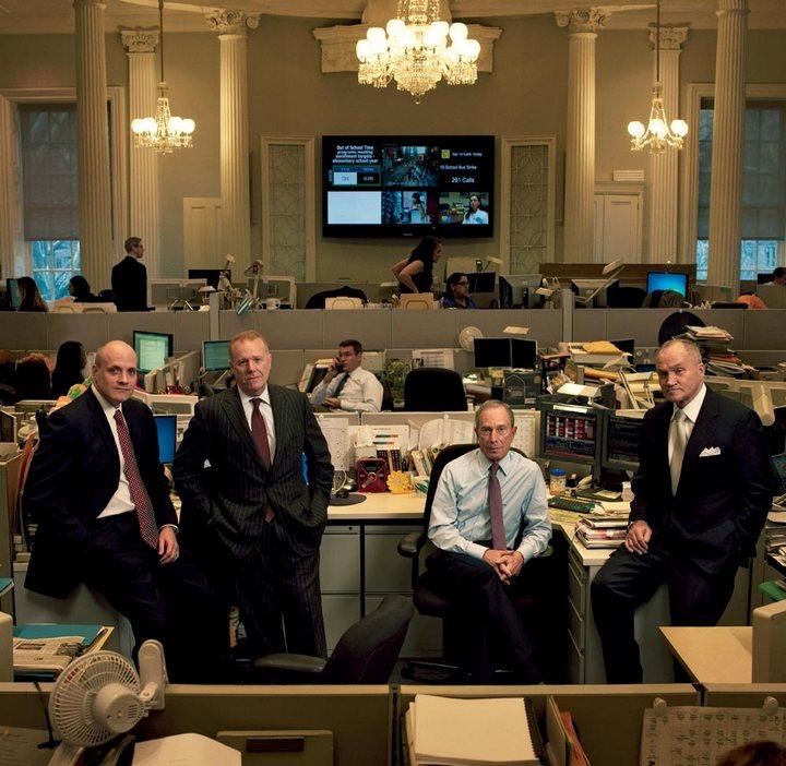 Рабочие места российских и американских чиновников, кабинеты российских и американских правительств (1)