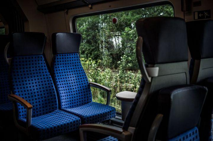 Пригородные поезда в Германии (1)