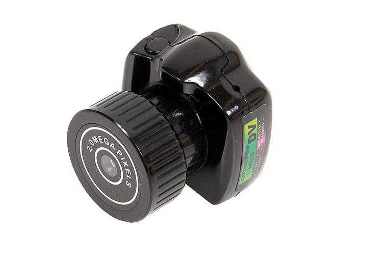 самая маленькая зеркальная фотокамера в мире — MAME-CAM (2)