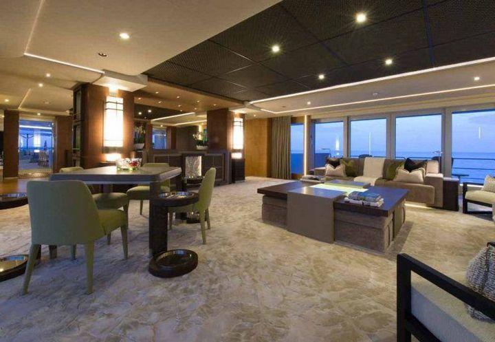 Самые дорогие и роскошные яхты в мире. Красивая яхта (2)