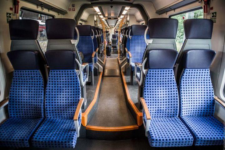 Пригородные поезда в Германии (2)