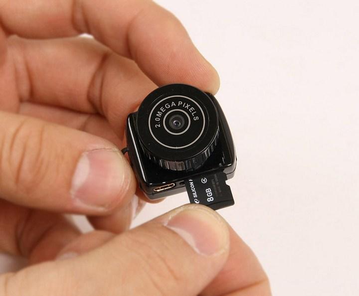 самая маленькая зеркальная фотокамера в мире — MAME-CAM (3)