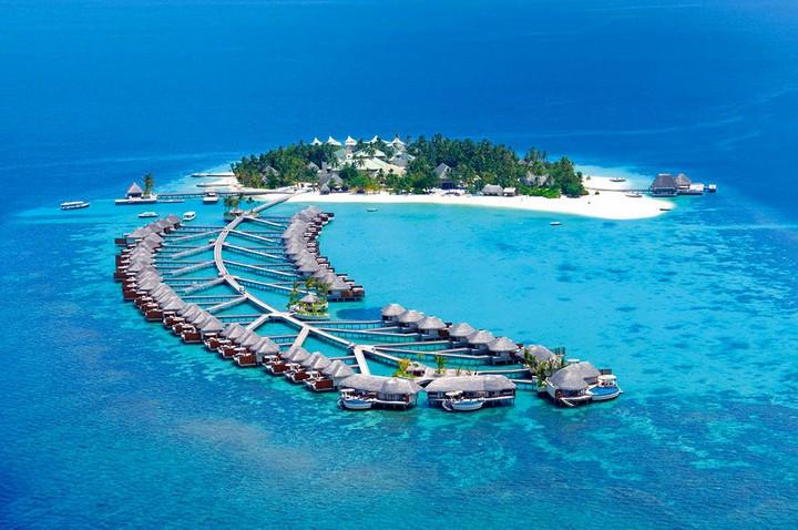 Отель W Retreat & Spa — райский уголок на Мальдивах, фото с Мальдив (5)