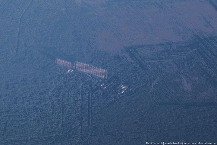 Фото Чернобыля сверху (5)
