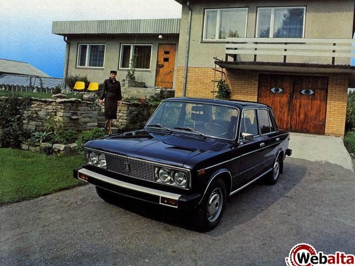 Русские машины на улицах Америки и Канады (5)