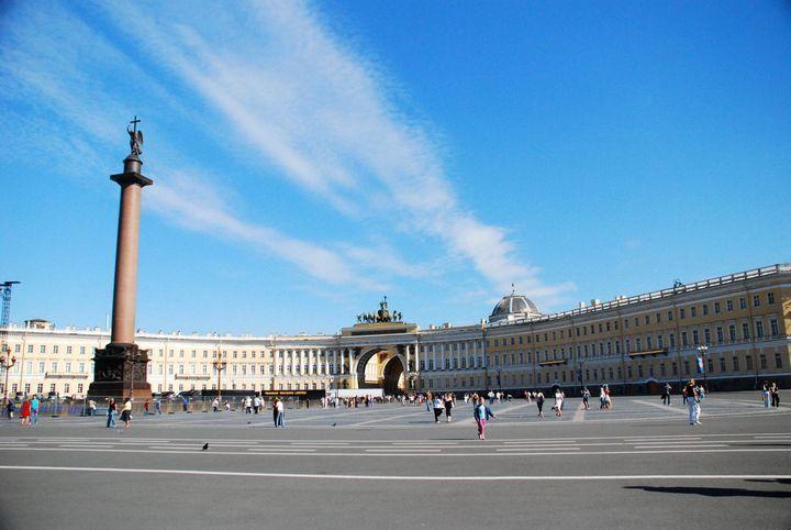 Отдых и туризм в Санкт-Петербурге (1)