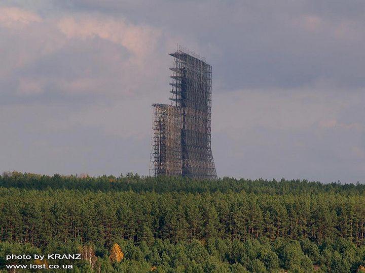 Фото Чернобыля сверху (6)