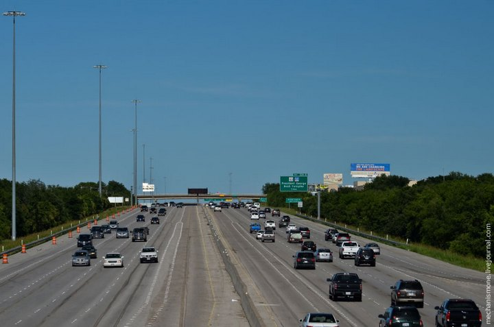 Как делают дороги в Америке (6)