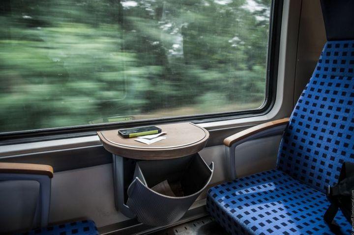 Пригородные поезда в Германии (7)