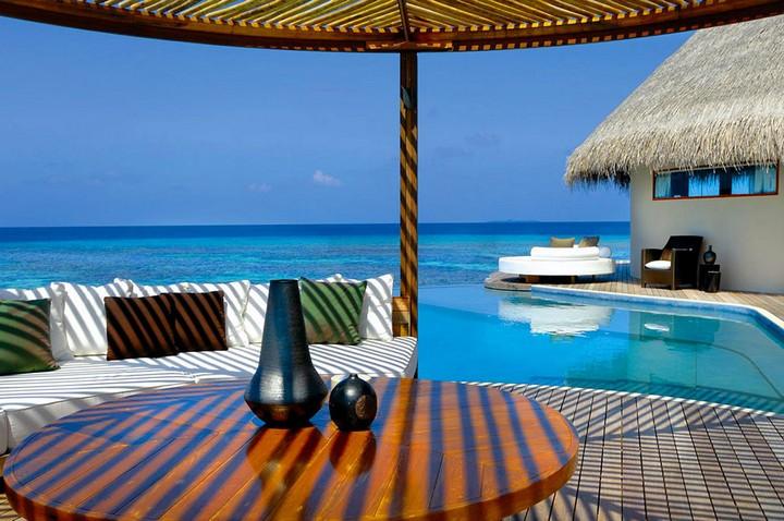 Отель W Retreat & Spa — райский уголок на Мальдивах, фото с Мальдив (7)