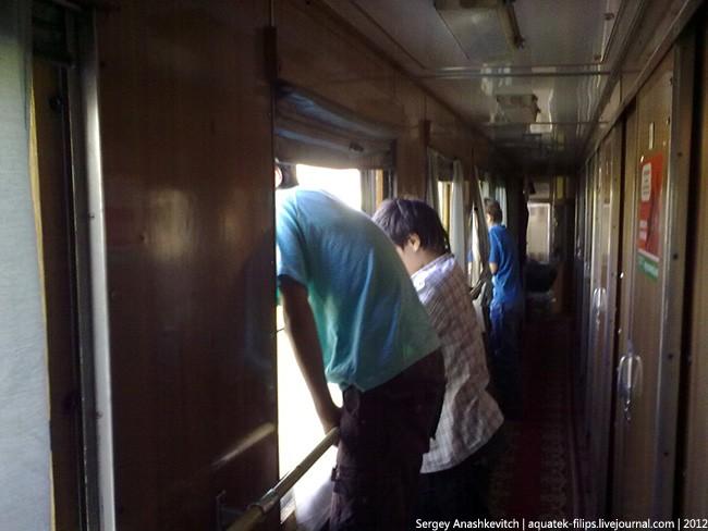 Украинские железные дороги. Добро пожаловать в ад (8)