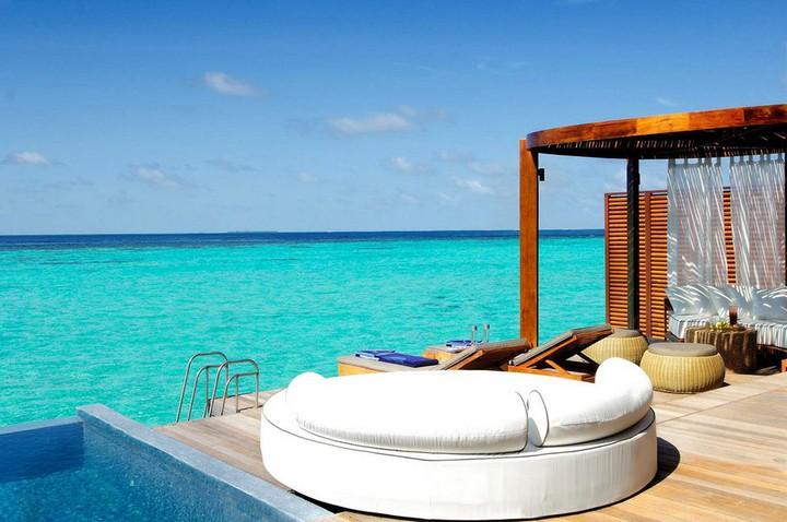 Отель W Retreat & Spa — райский уголок на Мальдивах, фото с Мальдив (10)