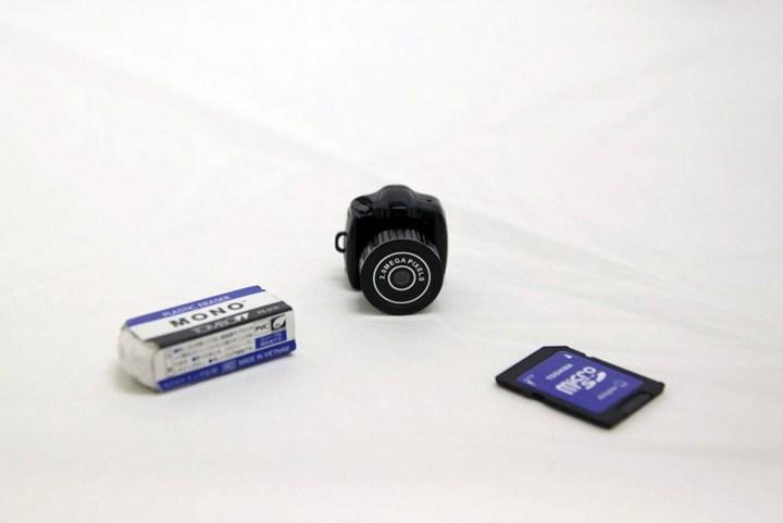 самая маленькая зеркальная фотокамера в мире — MAME-CAM (4)