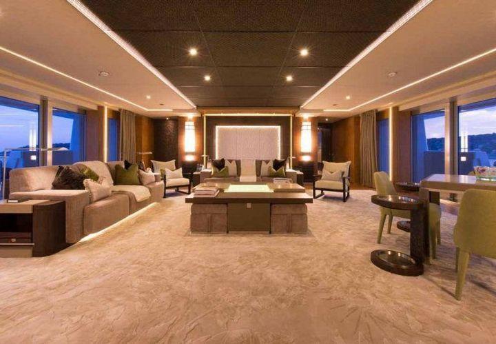 Самые дорогие и роскошные яхты в мире. Красивая яхта (12)