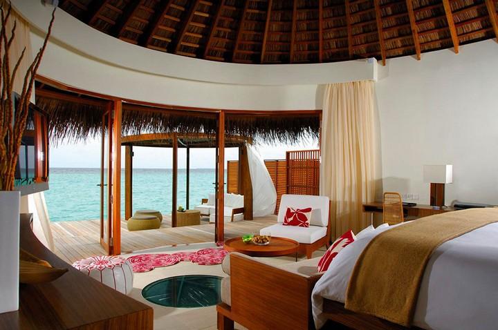 Отель W Retreat & Spa — райский уголок на Мальдивах, фото с Мальдив (13)