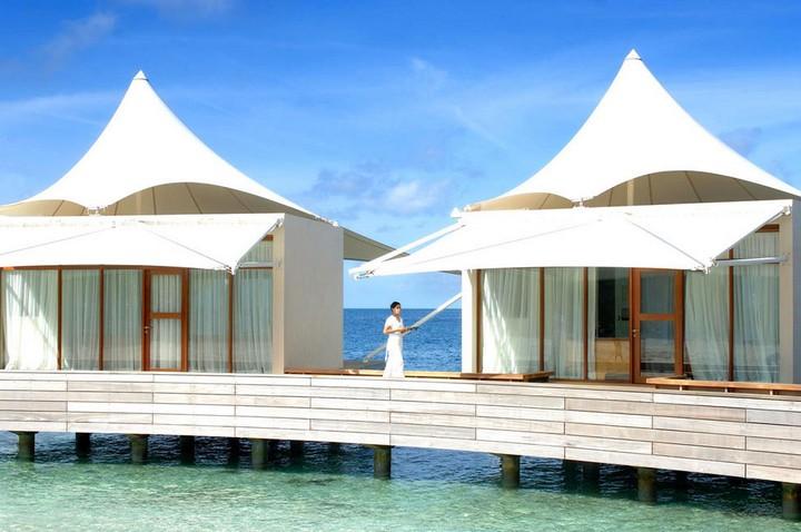 Отель W Retreat & Spa — райский уголок на Мальдивах, фото с Мальдив (18)