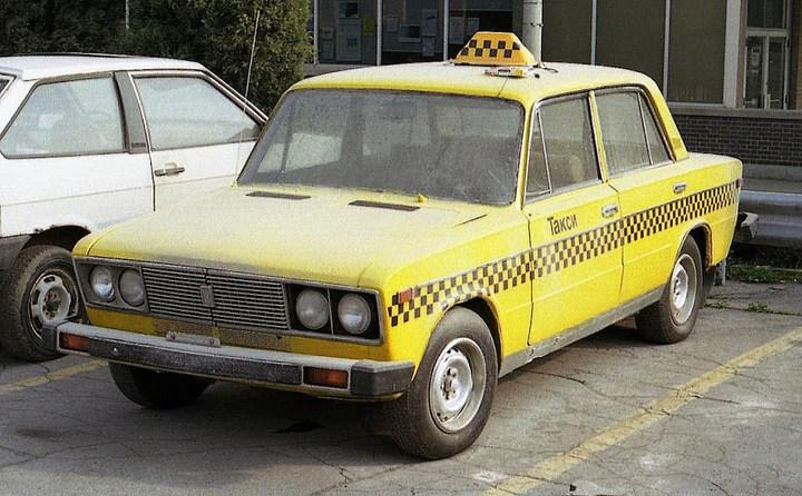 Русские машины на улицах Америки и Канады (19)