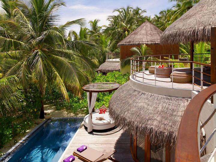 Отель W Retreat & Spa — райский уголок на Мальдивах, фото с Мальдив (20)