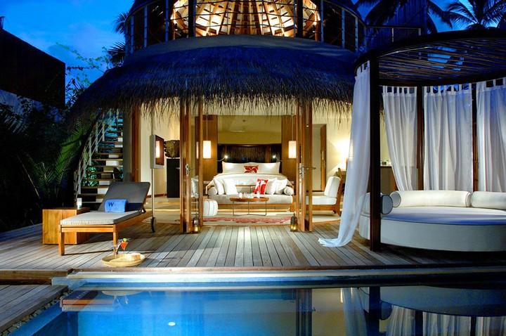 Отель W Retreat & Spa — райский уголок на Мальдивах, фото с Мальдив (21)