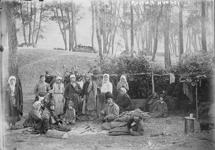 Старые ретро фотографии России, фото русских деревень и крестьян (25)