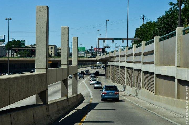 Как делают дороги в Америке (30)