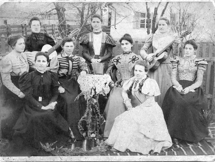 Старые ретро фотографии России, фото русских деревень и крестьян (31)