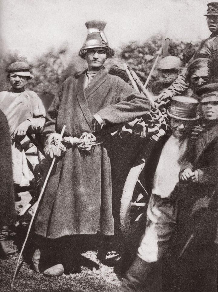 Старые ретро фотографии России, фото русских деревень и крестьян (33)