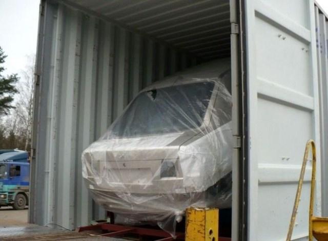 Фото с завода по сборке автомобилей (2)