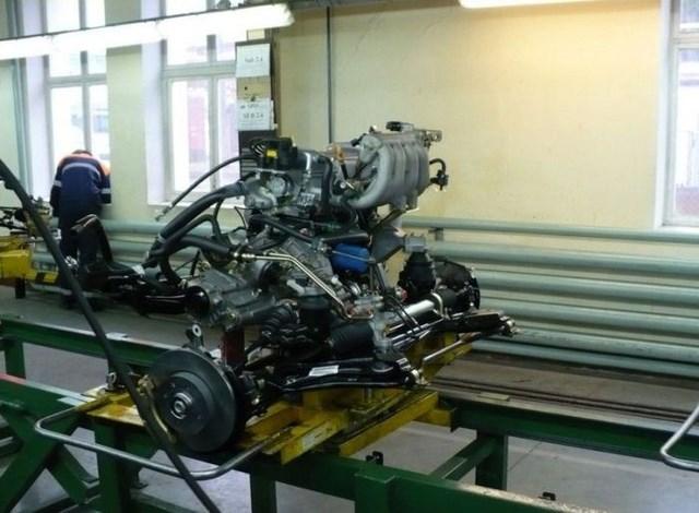 Фото с завода по сборке автомобилей (24)