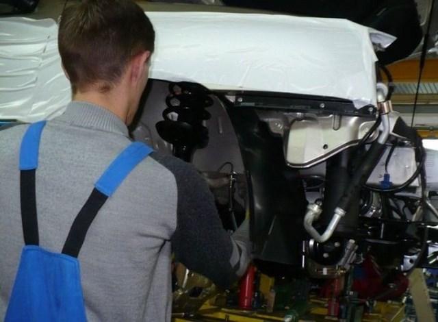 Фото с завода по сборке автомобилей (33)