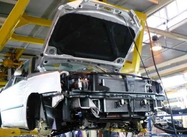 Фото с завода по сборке автомобилей (43)