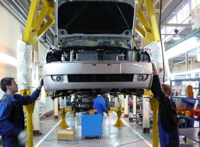 Фото с завода по сборке автомобилей (44)