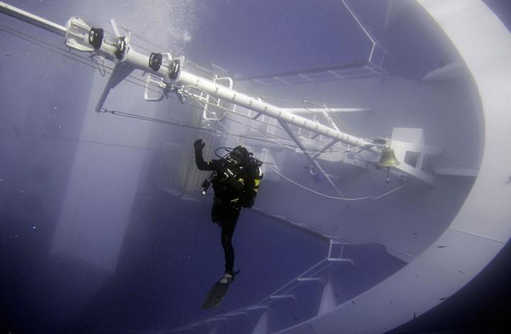 Операция по подъему лайнера Costa Concordia (13)