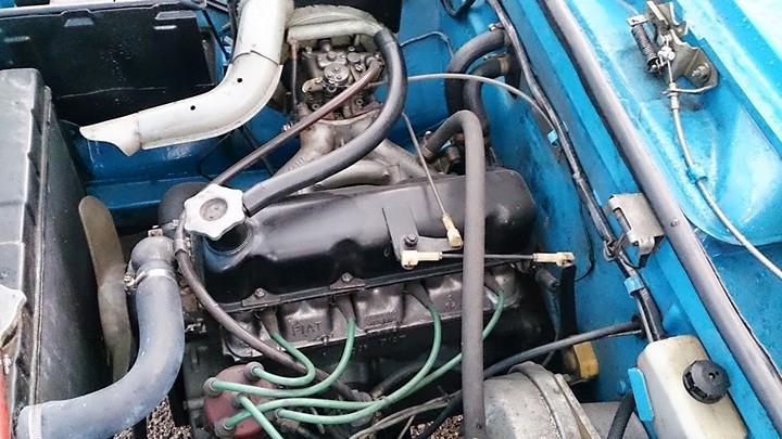 Уникальный Fiat 124-С4 кабриолет, ВАЗ 2101 кабриолет. как сделать (13)