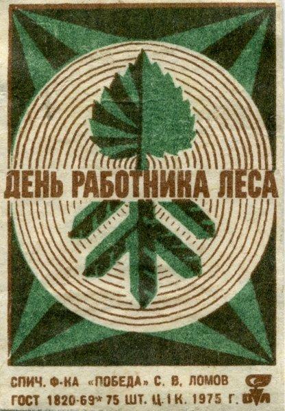 Коллекция этикеток со спичечных коробков в СССР (46)