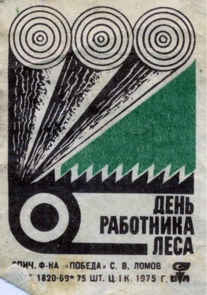 Коллекция этикеток со спичечных коробков в СССР (45)